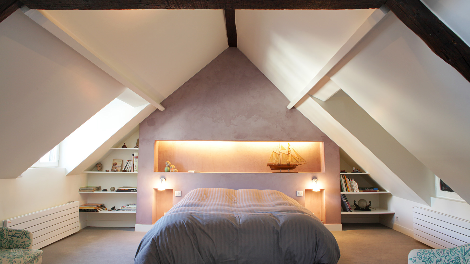Charmant Chambre sous Les toits | Ravizh.com