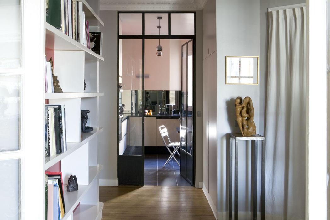Classique Raspail | Julie Nabucet Architectures