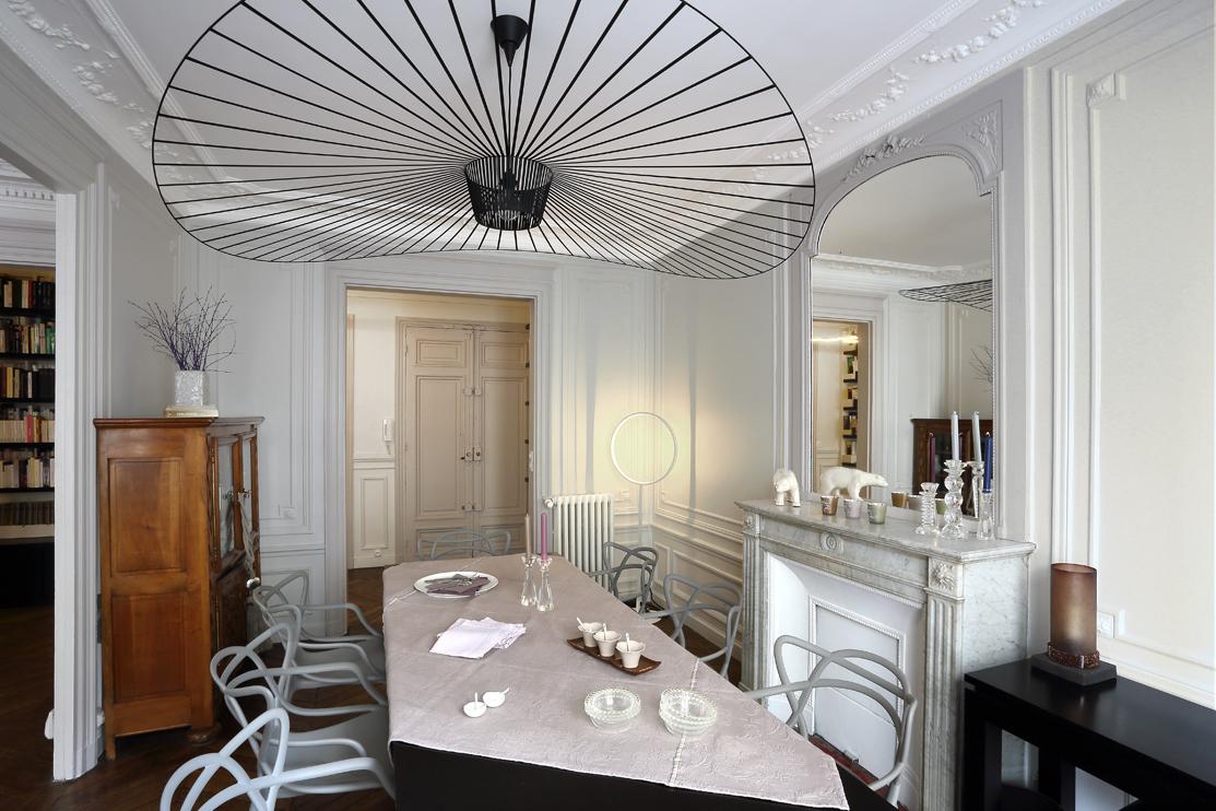 Zola s envole julie nabucet architectures - Suspension pour salle a manger ...